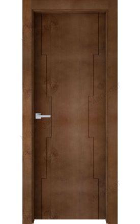 Puerta interior actual madera Nature, maciza ld3 Callecs, haya V. Madegar