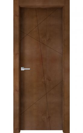 Puerta interior actual madera Nature, maciza ld3 Riaño, haya V. Madegar