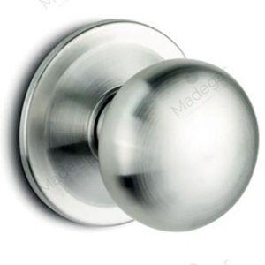 Pomo puerta entrada 580/70 INOX