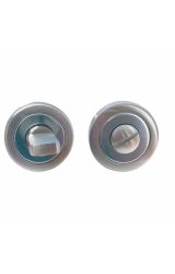 Muletilla Roseta 50 mm I2285 CR-INOX (CD-CE)