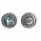 Muletilla Roseta 50 mm I2285 CR-INOX (CD-CE)