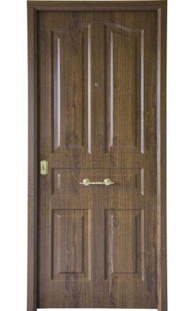 Puerta entrada seguridad acorazada metálica B4 Antique / Lisa. Cearco