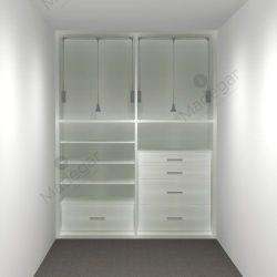 Interior armario I01203...