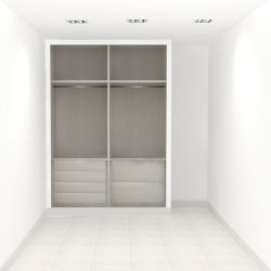 Interior armario I01159...