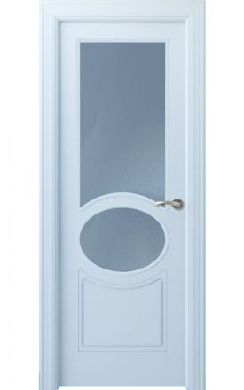 Puerta interior actual lacada Selection, termo-acústica ld7 Chiller 2VE, blanco. Madegar