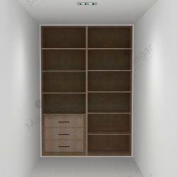Interior armario I01144...
