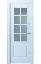 Puerta interior clásica...