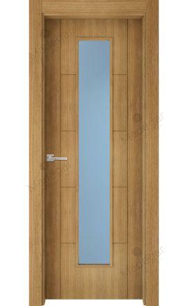 Puerta interior actual madera Nature, maciza ld3 Ambroz H4 1VLCP, roble V. Madegar