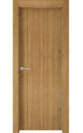 Puerta interior actual madera Nature, maciza ld3 Catasós, roble V. Madegar