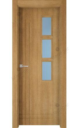 Puerta interior madera Nature, maciza ld3 Cedro 3VD,  V. Madegar Derecha 72.5 Roble natural
