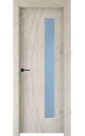 Puerta interior actual madera Nature, maciza ld3 Ordesa 2 1VLD, roble V. Madegar