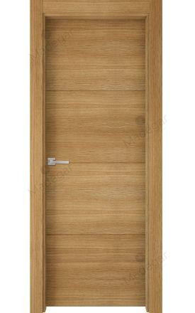 Puerta interior actual madera Nature, maciza ld3 Lin R3, roble H. Madegar