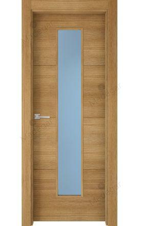 Puerta interior actual madera Nature, maciza ld3 Lin R3 1VLCP, roble H. Madegar