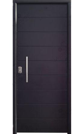 Puerta entrada seguridad acorazada metálica B4 Verona 8. Cearco