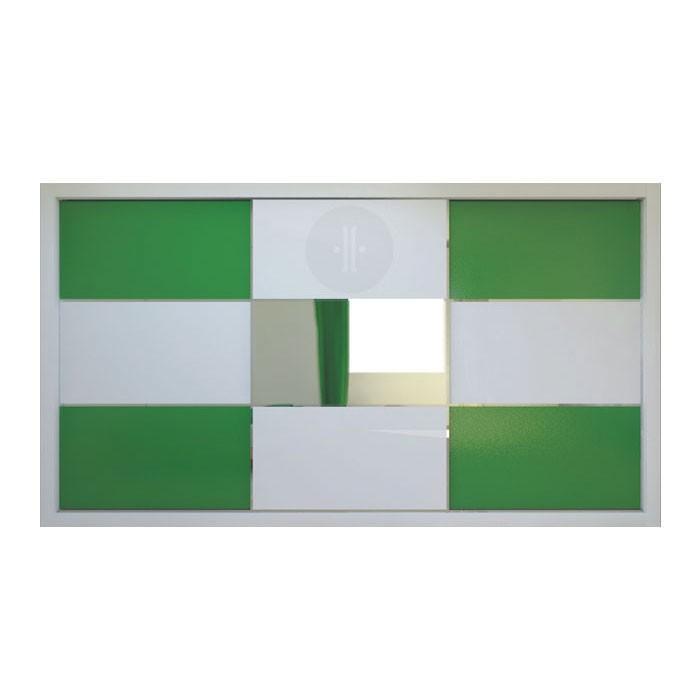 Armario-de-diseno-corredera-Lacado-fondo-combinación-espejo-Modelo-VIDRIO-4