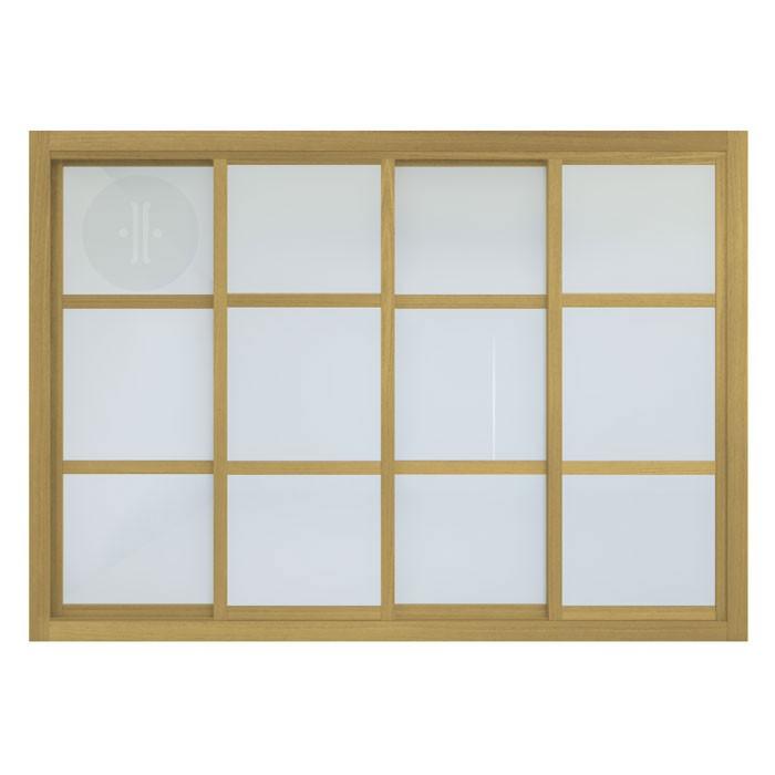 Frente-armario-japonesa-con-cristal-lacobel-blanco-puro-y-japonesa-roble