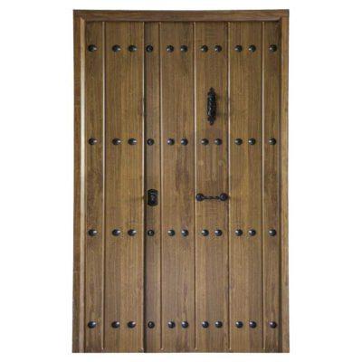 Puerta-de-entrada-exterior-acorazada-triana-castano-rustico-fijo