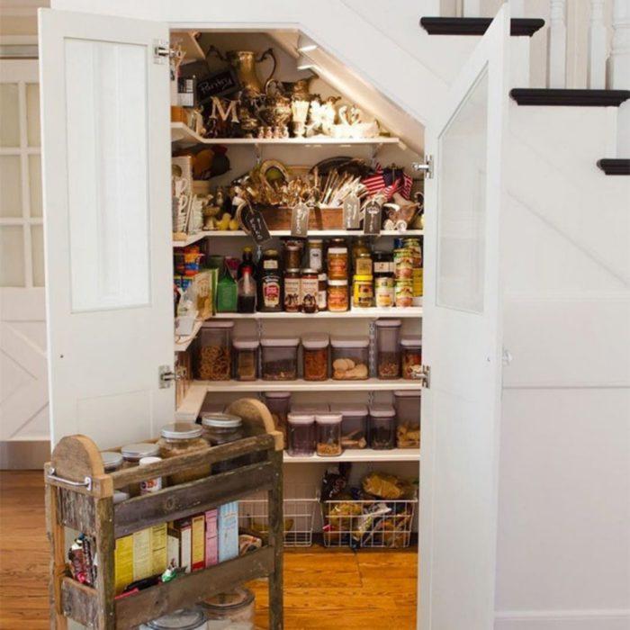 armario para escalera