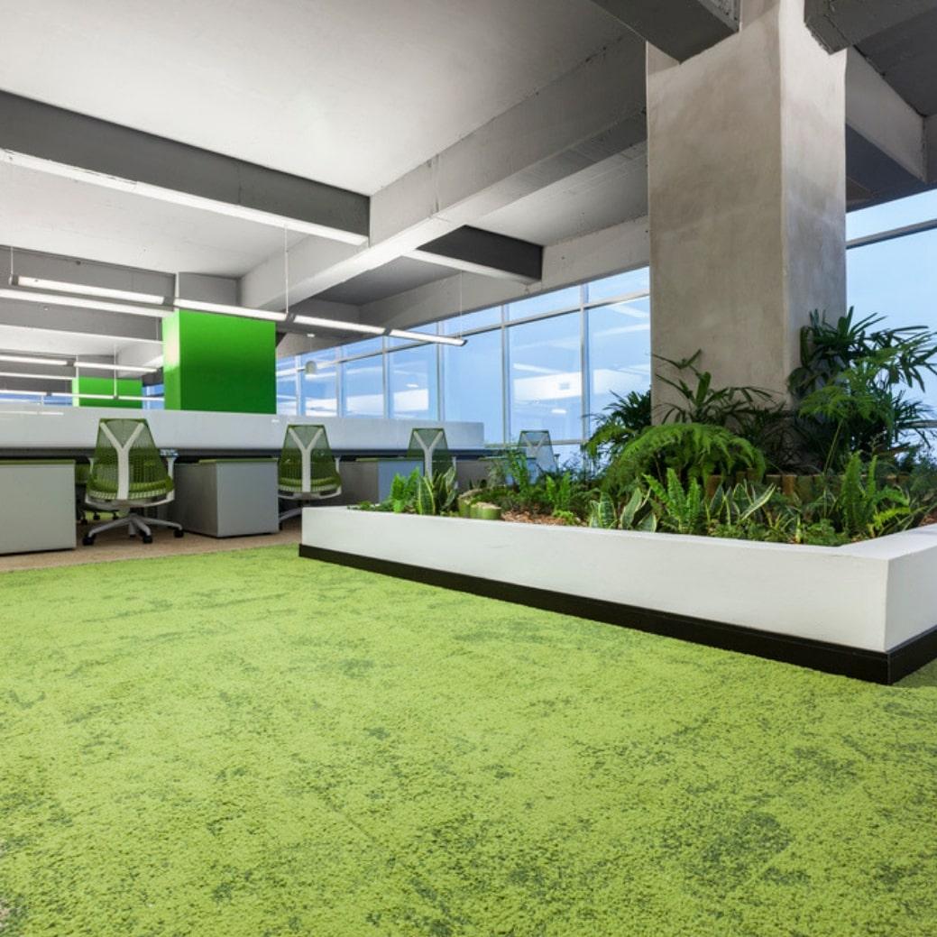 Nuevos conceptos de oficina donde trabajar es un placer - Diseno de interiores malaga ...