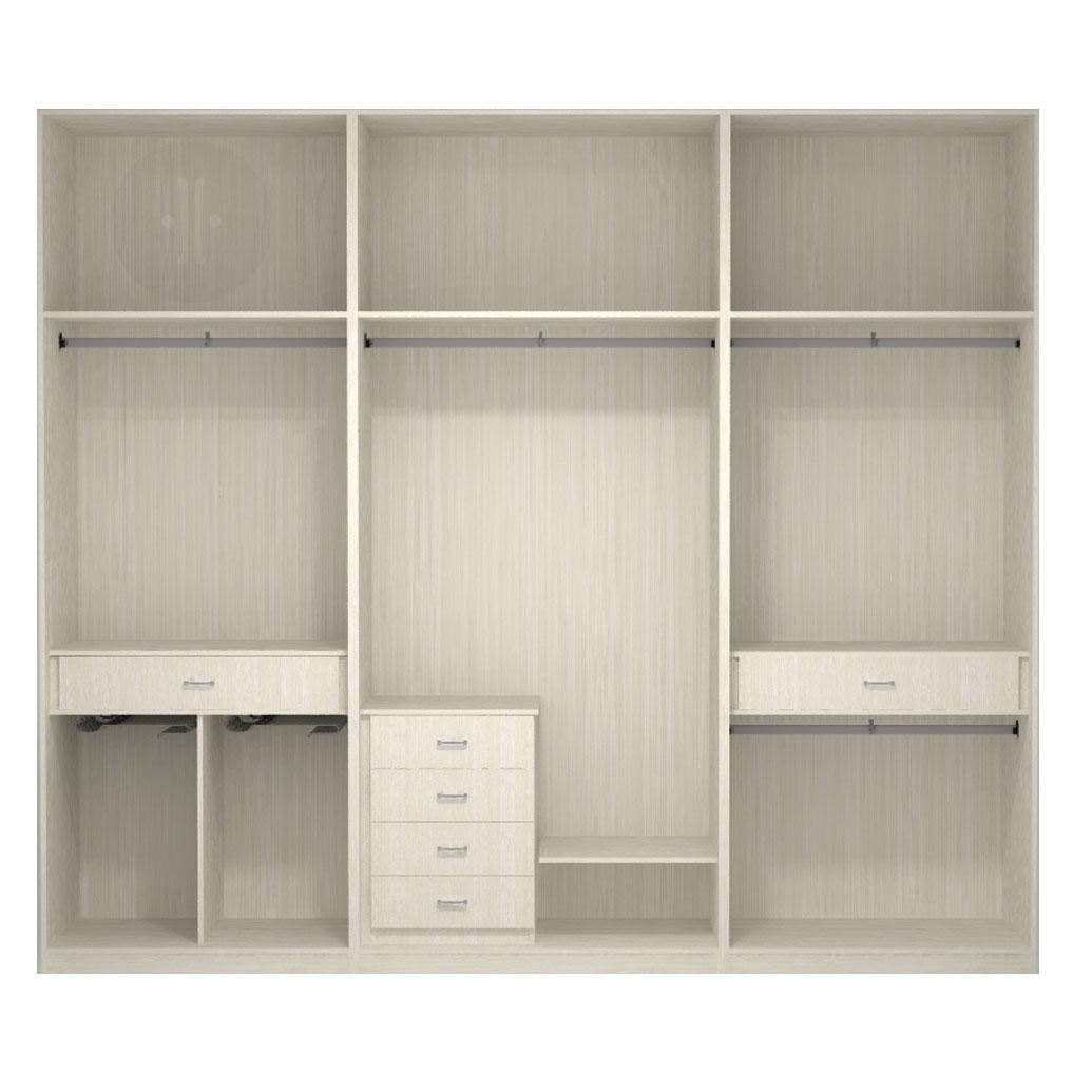 Interiores de armarios - Diseno interior armario ...