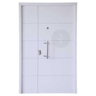 puerta-de-entrada-exterior-acorazada-doble-hoja-blanca-Verona-2H