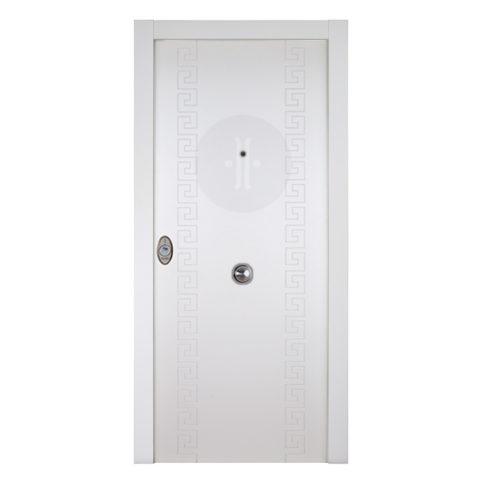 puerta-de-entrada-exterior-acorazada-serie-4B-2-Grecas-Blanco