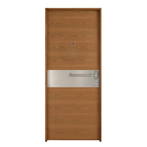 puerta-de-entrada-exterior-acorazada-serie-4B-BH-VT-INOX-Cerezo