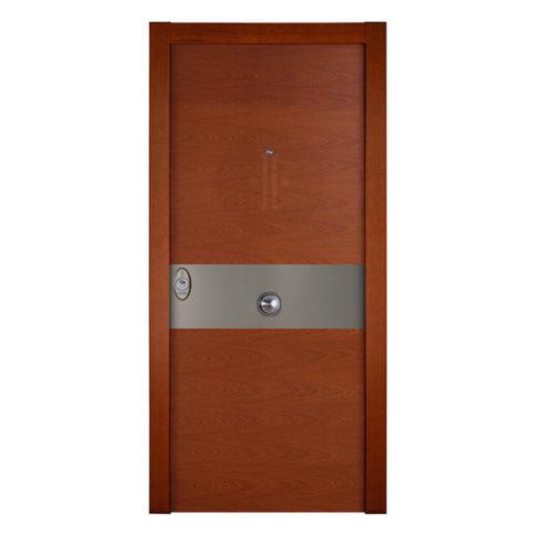 puerta-de-entrada-exterior-acorazada-serie-4B-BH-VT-inox-Sapelly