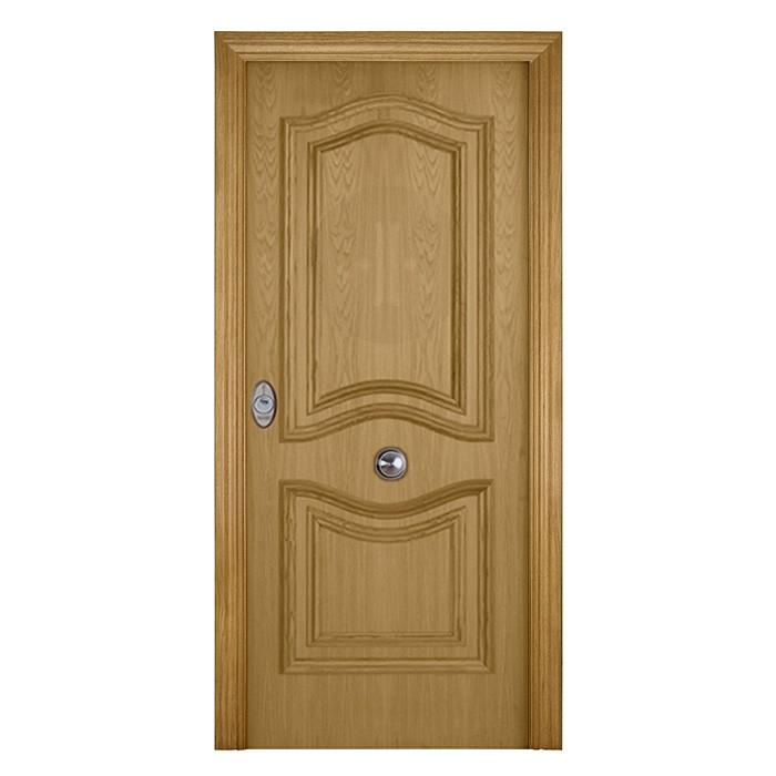 puerta-de-entrada-exterior-acorazada-serie-4B-DM100-Roble