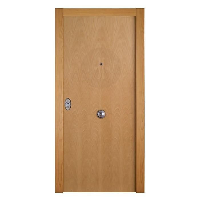 puerta-de-entrada-exterior-acorazada-serie-4B-Lisa-Haya