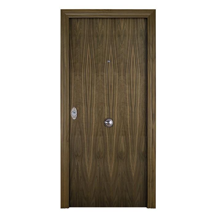 puerta-de-entrada-exterior-acorazada-serie-4B-Lisa-Nogal