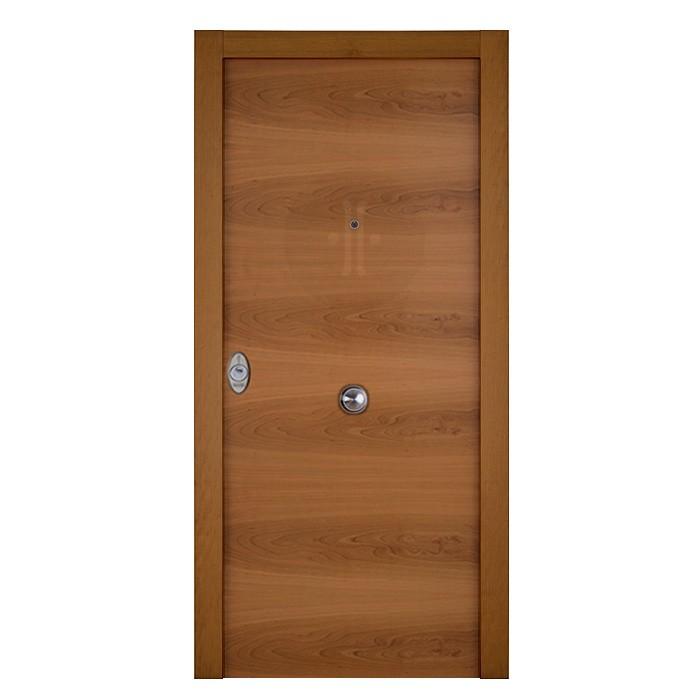 puerta-de-entrada-exterior-acorazada-serie-4B-Liso-VT-Cerezo