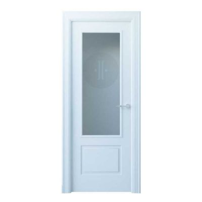 puerta-de-interior-clasica-lacada-blanca-eume-1v