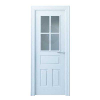 puerta-de-interior-clasica-lacada-blanca-genal-4v