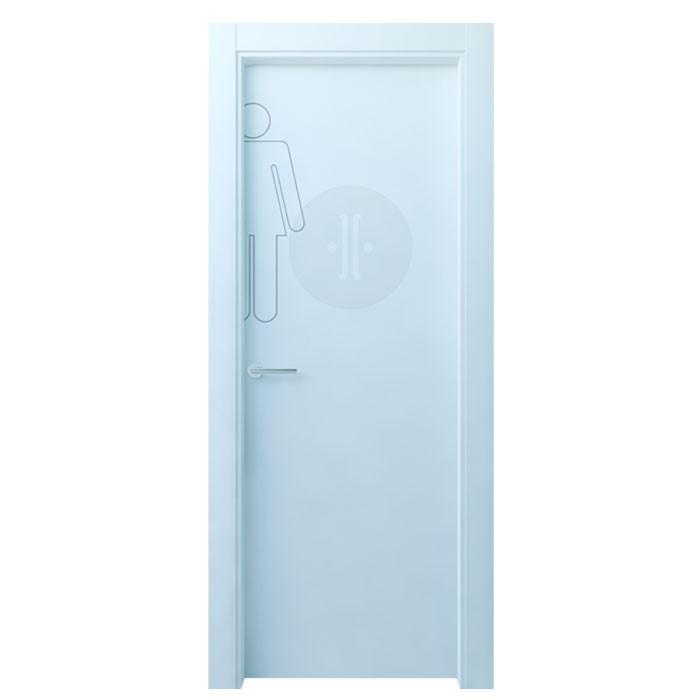 puerta-de-interior-de-diseno-lacada-blanca-mujer