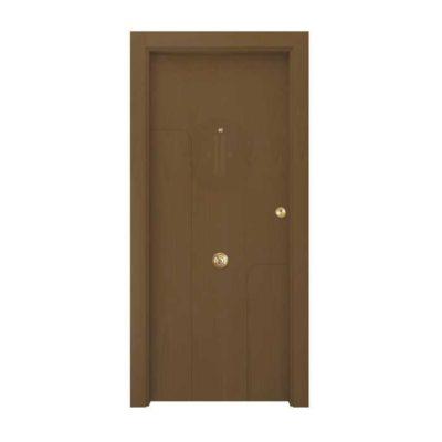 puerta-exterior-blindada-en-Haya-vaporizada-barnizada-tintada-muniellos