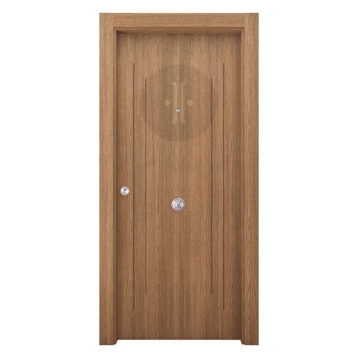 puerta-exterior-blindada-en-roble-castano-claro-poro-abiero-urbasa