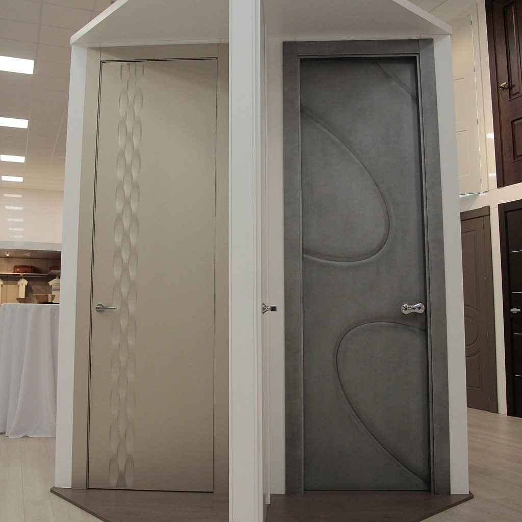 Puertas a medida y especiales - Puertas hasta el techo ...