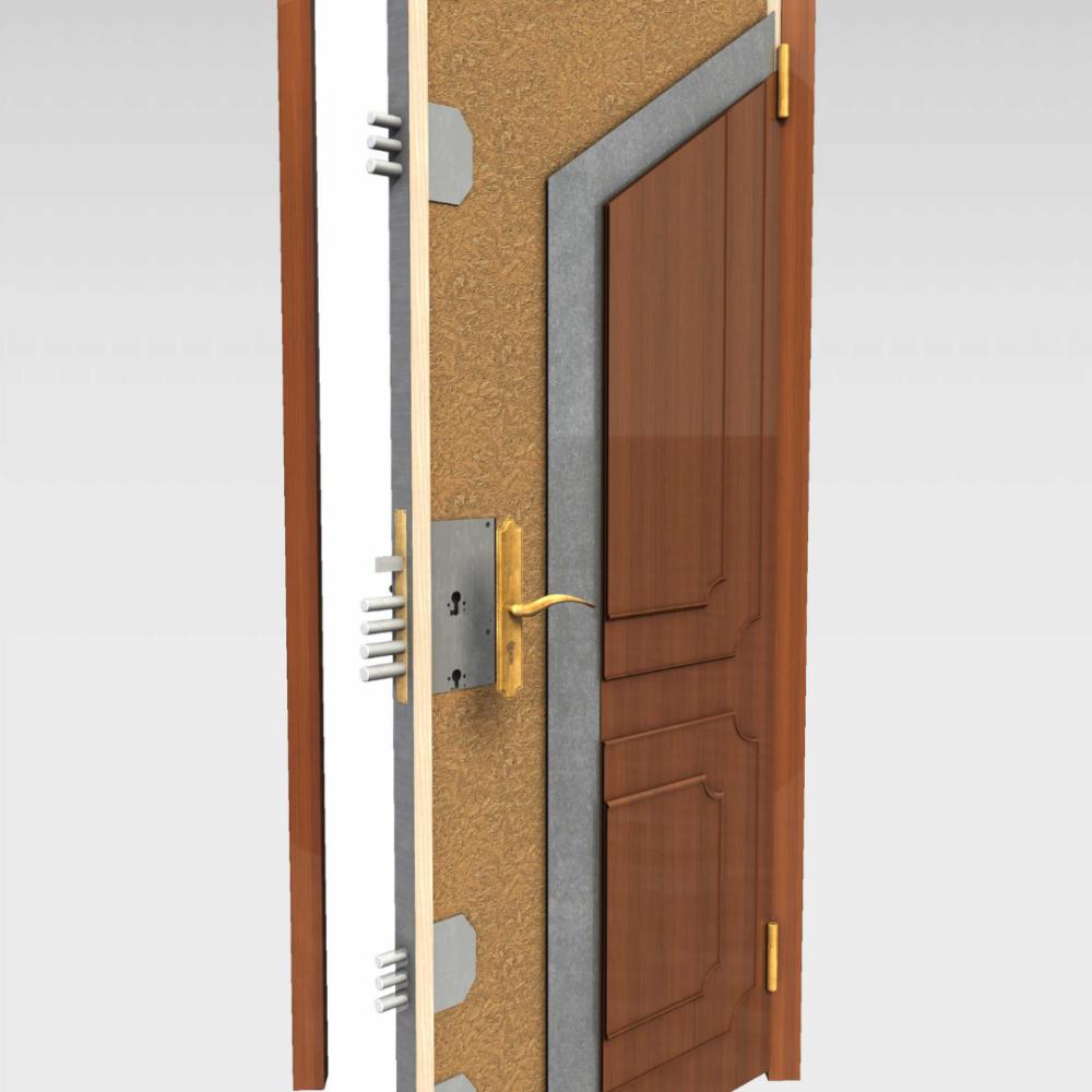 puertas blindadas segurestil