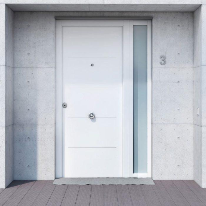puerta exterior malaga
