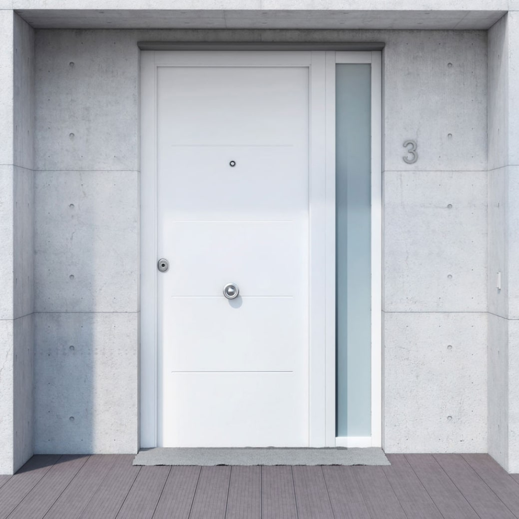 Tipos de puertas m s comunes puertas de exterior puertas - Puerta de exterior ...