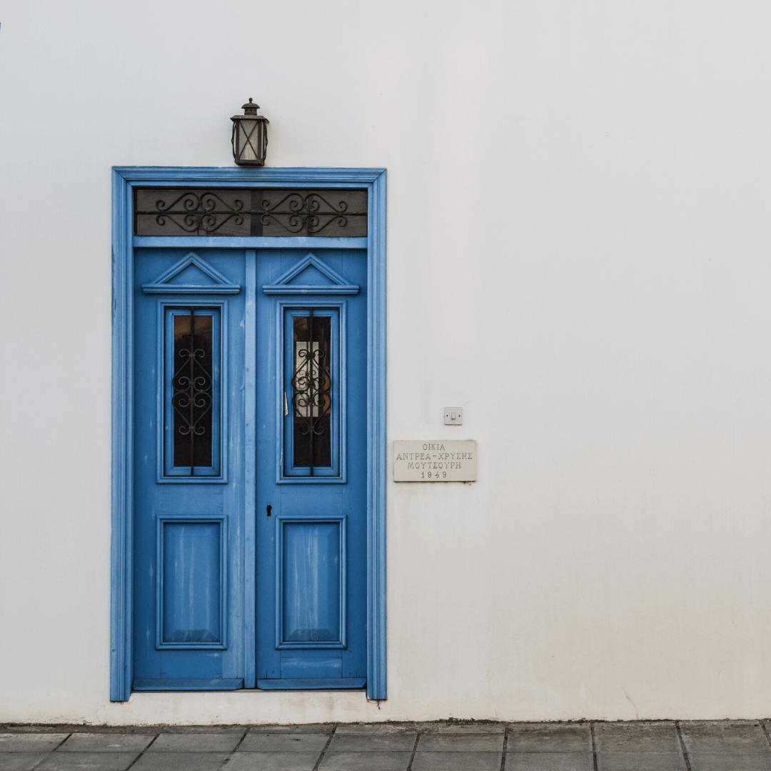 Puertas de madera: Nunca pasan de moda