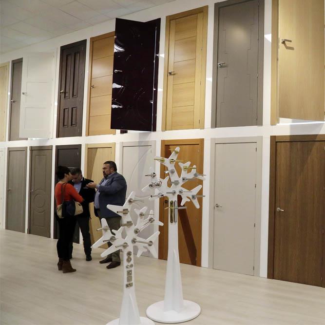 Puertas de seguridad y acorazadas Madegar malaga