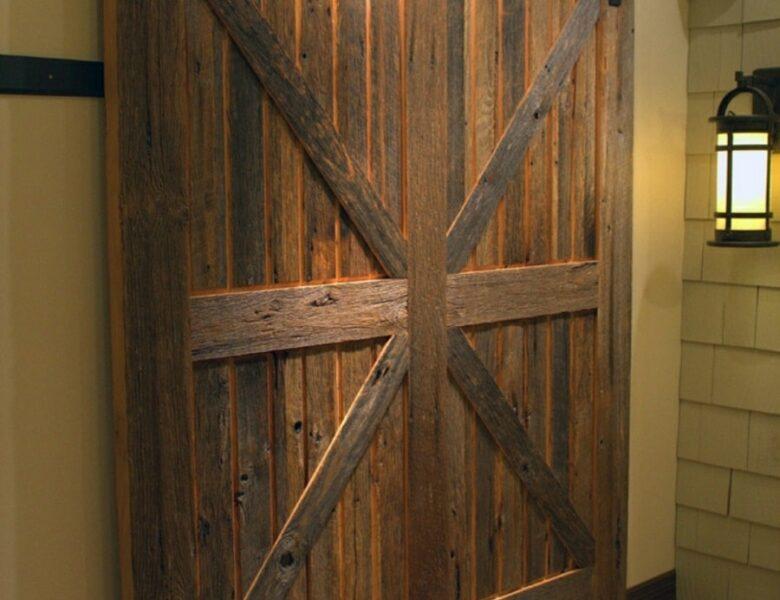 Puertas rústicas: un estilo que no pasa de moda