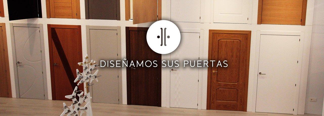 Diseñamos sus puertas a medida